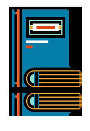 Guide books icon